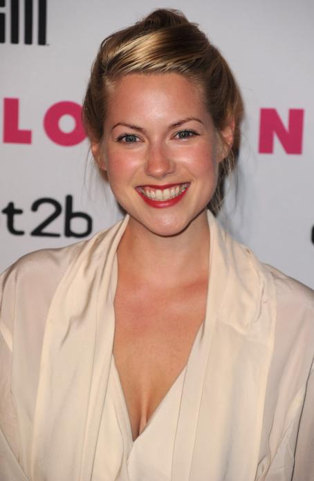 Laura Ramsey - NYLON & YouTube Young Hollywood Party At The Roosevelt Hotel On May 12, 2010 In Hollywood, California