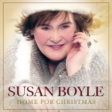 Susan Boyle Home For Christmas