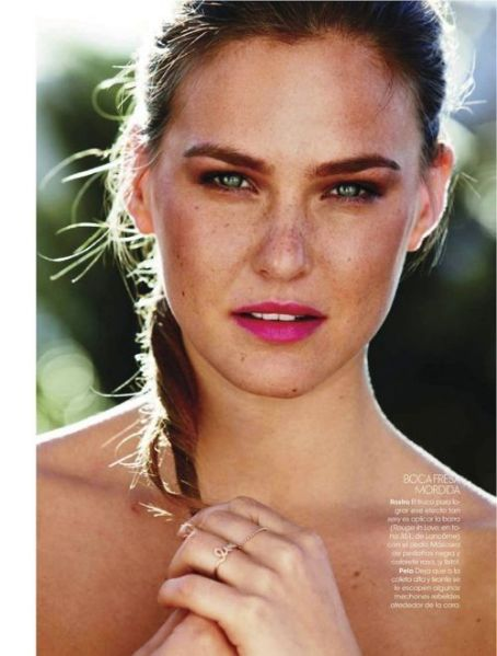 Bar Refaeli - Elle Magazine Pictorial [Spain] (May 2012)