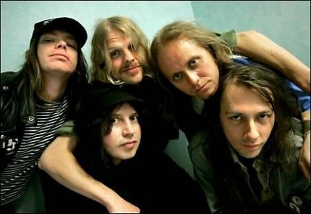 The Hellacopters Hellacopters