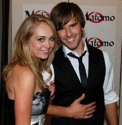 Amber Marshall two actors of heartland