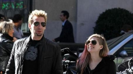 Chad Kroeger: 'Avril is steering our engagement'