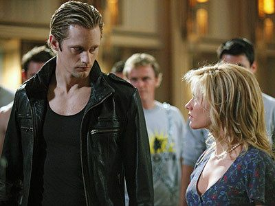 Eric Northman Sookie and Eric in the Second Season of True Blood