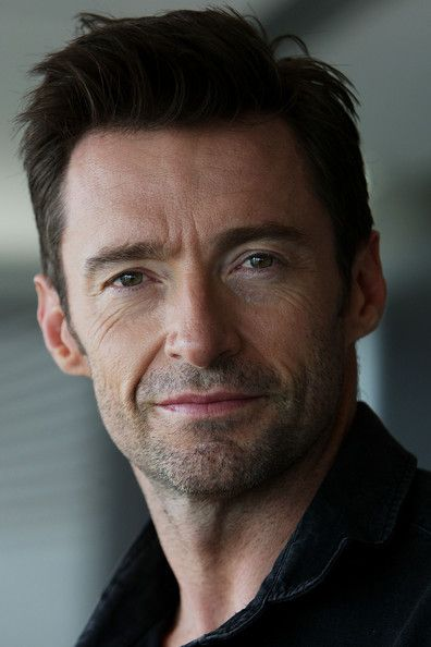 Hugh Jackman Photo Call