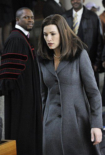 Gbenga Akinnagbe The Good Wife (2009)