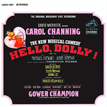 Jerry Herman HELLO, DOLLY!'' JERRY HERMAN