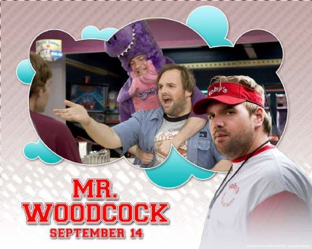Ethan Suplee Mr. Woodcock Wallpaper