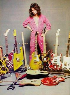Edward Van Halen Eddie Van Halen