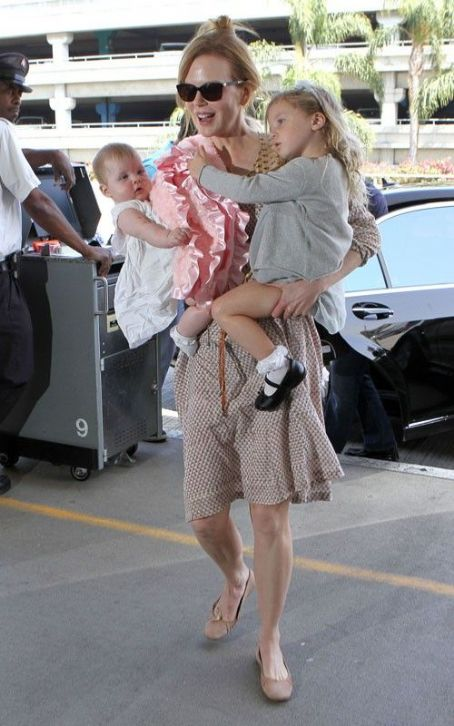 Nicole Kidman Takes Flight with Faith and Sunday