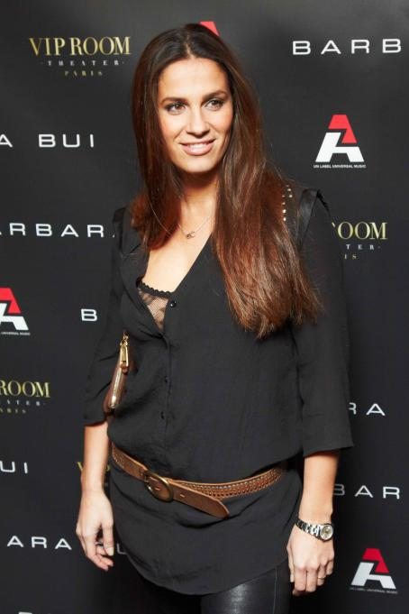 Elisa Tovati - Barbara Bui Party - PFW Autumn Winter 2010, 4 March 2010