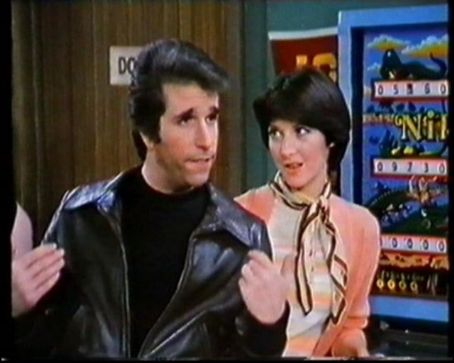 Lynda Goodfriend The Fonz & Lori Beth