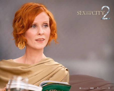 Miranda Hobbes - SEX AND THE CITY 2 Wallpaper