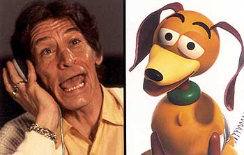 Jim Varney  in Disney's Toy Story 2 - 11/99