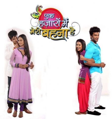 Kushal Tandon and Nia Sharma Ek hazaaron mein meri behna hai TV show Stills 2011