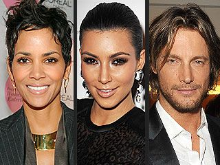 Halle Berry and Gabriel Aubry Clashed Over Kim Kardashian