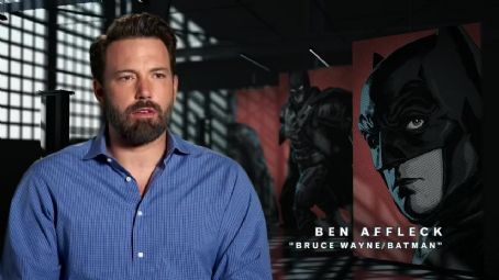 Gods and Men: A Meeting of Giants - Ben Affleck