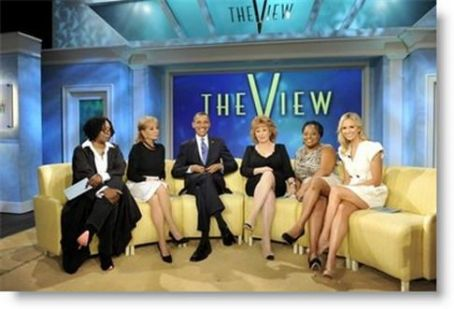Barbara Walters - President Obama onThe View