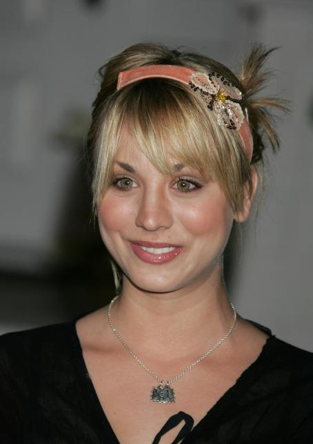 Kaley Cuoco - 2005 ABC Winter Press Tour Party At Universal Studios On January 24, 2005 In Universal City, California