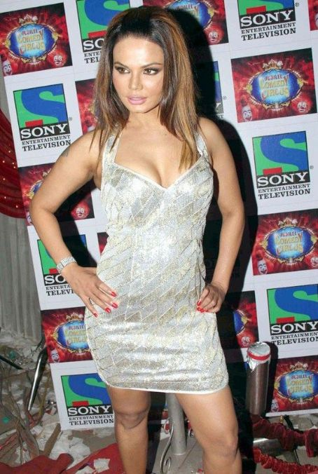 Rakhi Sawant Stills from Jubilee Comedy Circus