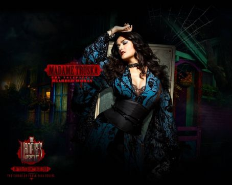 Madame Truska Cirque du Freak: The Vampire's Assistant wallpaper