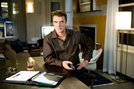 "Mr. Big Chris Noth stars as """" in New Line Cinema's upcoming release of SEX AND THE CITY: THE MOVIE. Photo Credit: Craig Blankenhorn/New Line Cinema"