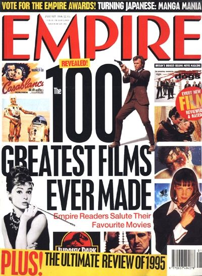 Empire Magazine [United Kingdom] (1996)