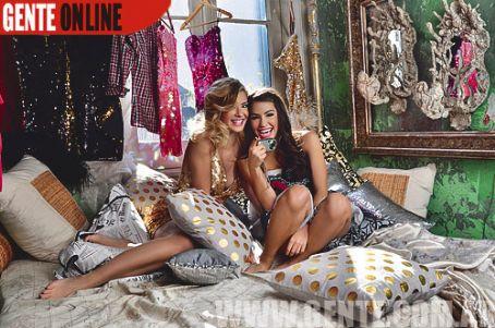 María Eugenia Suárez Nicolas Riera Gente Magazine Pictorial 21 July 2010