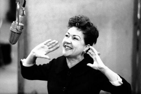 Gypsy Ethel Merman Recording ''everythings Coming Up Roses'' From The Musical ''gypsy'' 1959