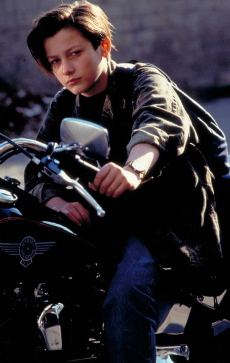 Terminator 2: Judgment Day Edward Furlong ('John Connor') stars in Lionsgate Home Entertainment's Terminator 2 Skynet Edition Blu-ray.