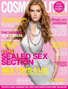 Isla Fisher - Cosmopolitan Magazine [South Africa] (July 2009)