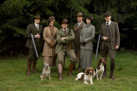 Hugh Bonneville Downton Abbey (2010)