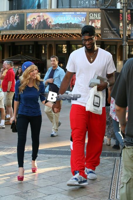 Andre Drummond Jennette McCurdy and