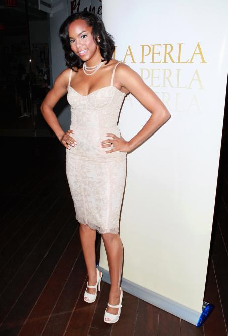 Letoya Luckett - LeToya Luckett - An Evening To Benefit Heal The Bay Hosted By La Perla On April 15, 2010 In Malibu, California
