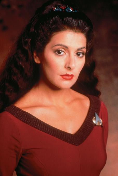 Star Trek: The Next Generation Marina Sirtis -  Promos