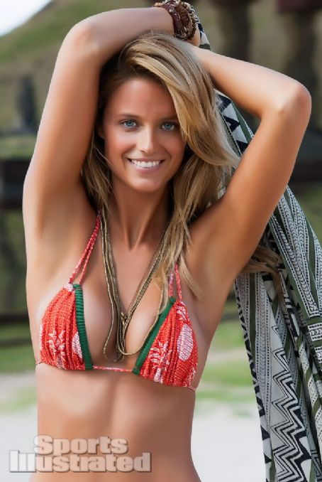 Kate Bock  - Sports Illustrated Magazine Pictorial [United States] (February 2013)