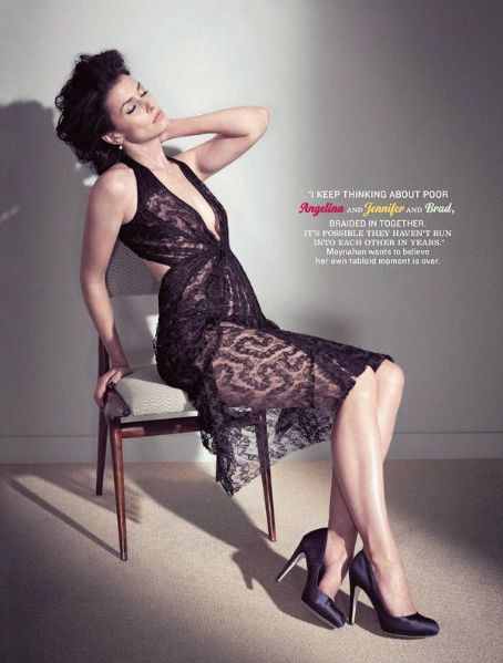 Bridget Moynahan More Magazine March 2011