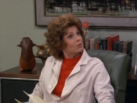 Joan Hotchkis Jan Hotchkis as Dr. Cunningham