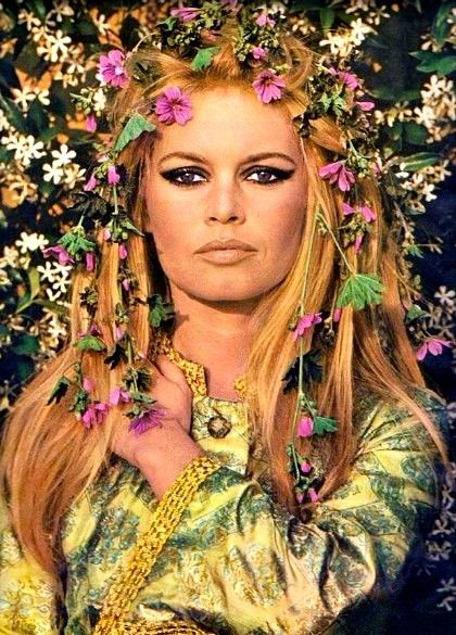 Brigitte Bardot - Marie Claire Magazine Pictorial [France] (July 1967)