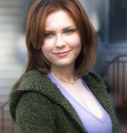 Mary Jane Watson Kirsten Dunst in Spider-Man (2002)