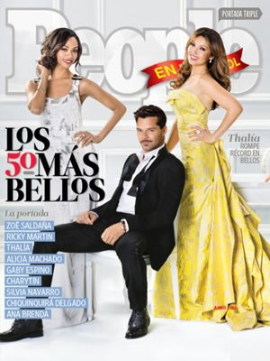 People En Espanol¢s 50 Mas Bellos 2012