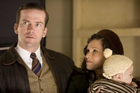 Left to Right: Lucas Black as Buddy and Lori Beth Edgeman as Kathryn. Photo taken by Sam Emerson © 2009, Courtesy of Sony Pictures Classics