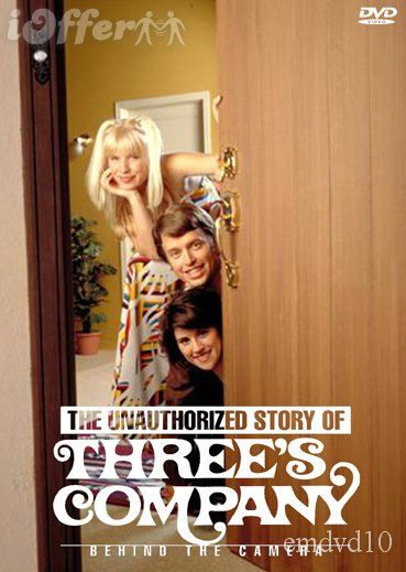 Behind the Camera: The Unauthorized Story of 'Three's Company' (2003) Poster