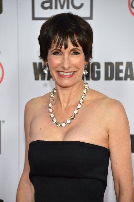 Gale Anne Hurd Premiere Of AMC's The Walking Dead 3rd Season