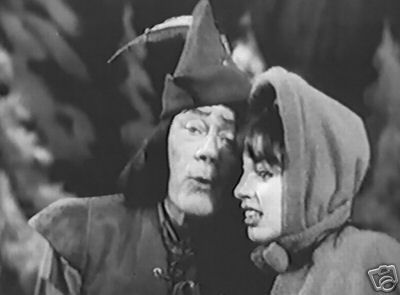 Christmas CYRIL RITCHARD, LIZA MINNILLI, 1965 THE DANGERIOUS CHRISTMAS OF RED RIDDING HOOD