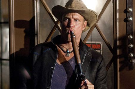 Woody Harrelson stars in Columbia Pictures' comedy ZOMBIELAND. Photo By: Glen Wilson. © 2009 Columbia Pictures Industries, Inc.  All rights reserved.
