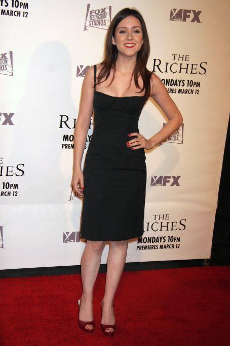The Riches Shannon Marie Woodward -
