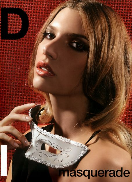 Chloe Bello - DMode Magazine Cover [Argentina] (August 2009)