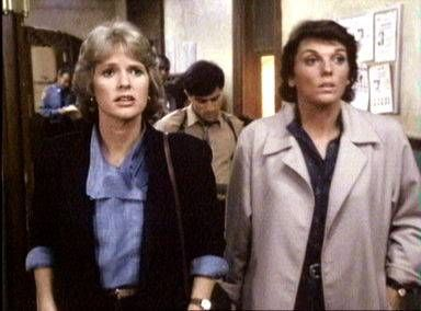 Cagney & Lacey Cagney