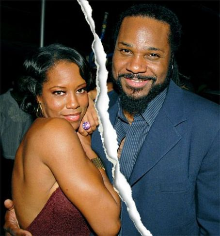 Exclusive:  Malcolm-Jamal Warner Splits with Regina King