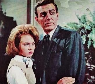 Mike Connors - Joey Heatherton